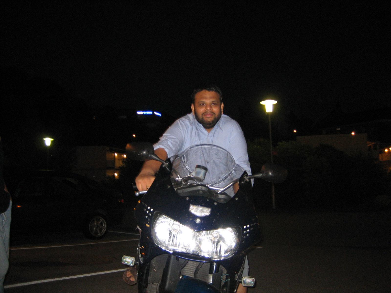 Zeeshan Ali Shah at KTH